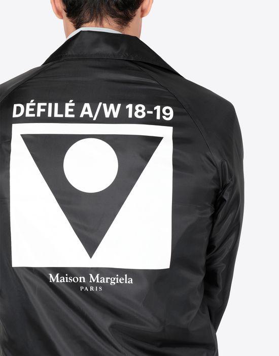 MAISON MARGIELA Défilé A/W18-19 logo sports jacket Jacket [*** pickupInStoreShippingNotGuaranteed_info ***] b