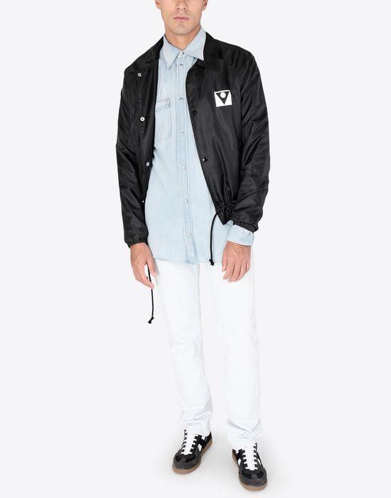 MAISON MARGIELA Défilé A/W18-19 logo sports jacket Jacket [*** pickupInStoreShippingNotGuaranteed_info ***] d