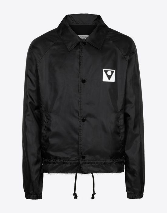 MAISON MARGIELA Défilé A/W18-19 logo sports jacket Jacket [*** pickupInStoreShippingNotGuaranteed_info ***] f