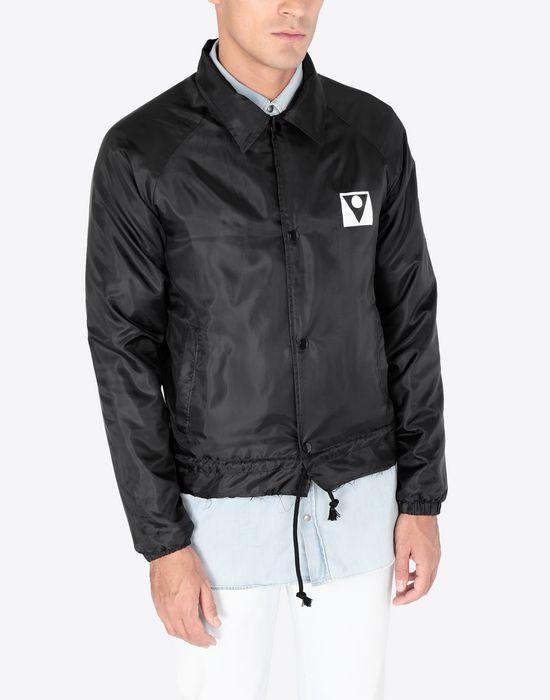 MAISON MARGIELA Défilé A/W18-19 logo sports jacket Jacket [*** pickupInStoreShippingNotGuaranteed_info ***] r