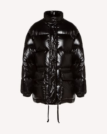 REDValentino QR0CN00N47W 0NO Down jacket Woman a