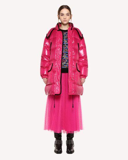 REDValentino Down jacket Woman QR0CP00G47W FA9 f