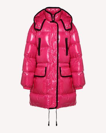 REDValentino QR0CP00G47W FA9 Down jacket Woman a