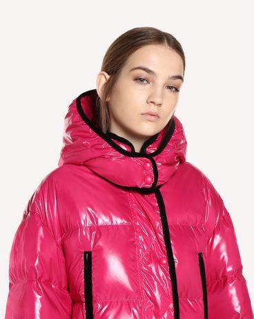 REDValentino QR0CP00G47W FA9 Down jacket Woman e