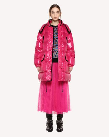REDValentino QR0CP00G47W FA9 Down jacket Woman f