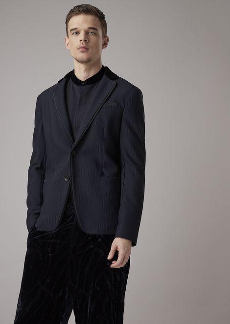 GIORGIO ARMANI Casual Jacket [*** pickupInStoreShippingNotGuaranteed_info ***] f