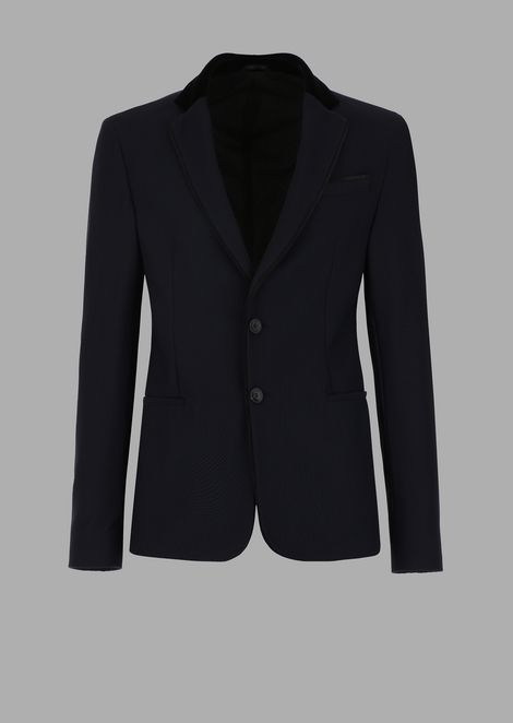 GIORGIO ARMANI Casual Jacket [*** pickupInStoreShippingNotGuaranteed_info ***] r
