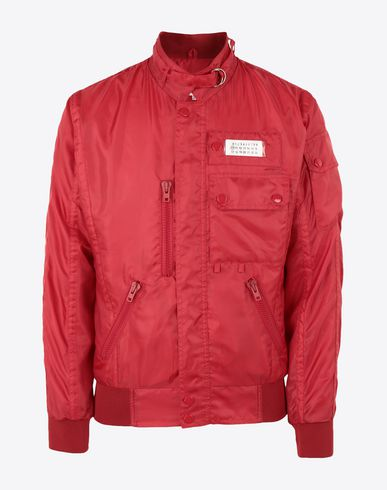 MAISON MARGIELA Jacket Man Nylon sports jacket f