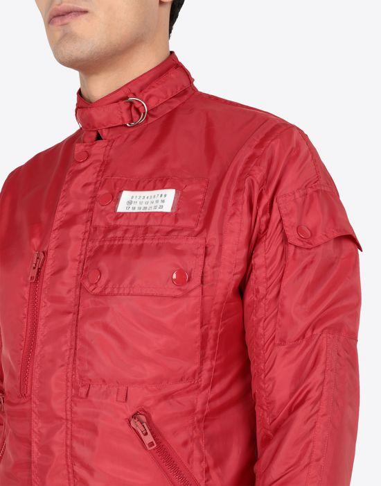 MAISON MARGIELA Nylon sports jacket Jacket [*** pickupInStoreShippingNotGuaranteed_info ***] a