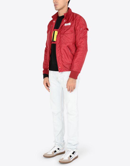 MAISON MARGIELA Nylon sports jacket Jacket [*** pickupInStoreShippingNotGuaranteed_info ***] d