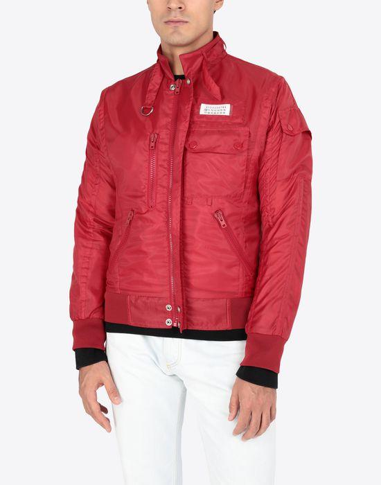 MAISON MARGIELA Nylon sports jacket Jacket [*** pickupInStoreShippingNotGuaranteed_info ***] r