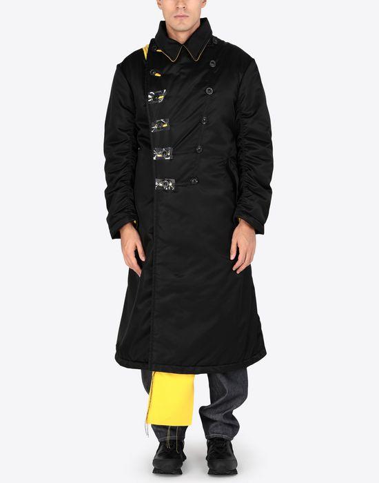 MAISON MARGIELA Nylon bomber coat Coat [*** pickupInStoreShippingNotGuaranteed_info ***] r