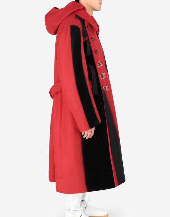 MAISON MARGIELA Shadow Play-print coat Coat [*** pickupInStoreShippingNotGuaranteed_info ***] a