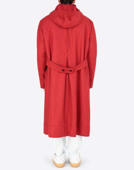MAISON MARGIELA Shadow Play-print coat Coat [*** pickupInStoreShippingNotGuaranteed_info ***] e