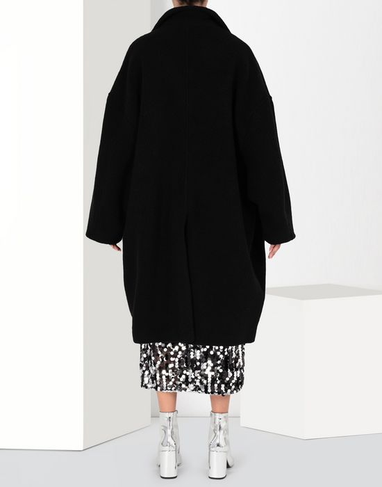 MM6 MAISON MARGIELA Cocoon jersey coat  Coat [*** pickupInStoreShipping_info ***] d