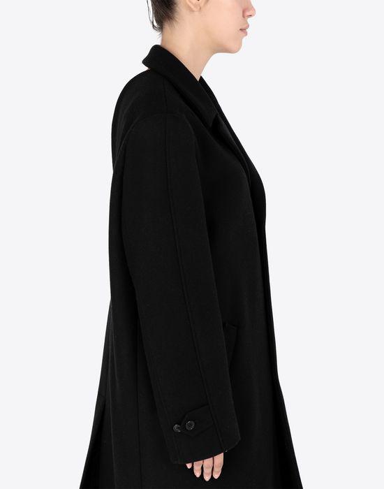 MAISON MARGIELA Virgin wool coat  Coat [*** pickupInStoreShipping_info ***] a