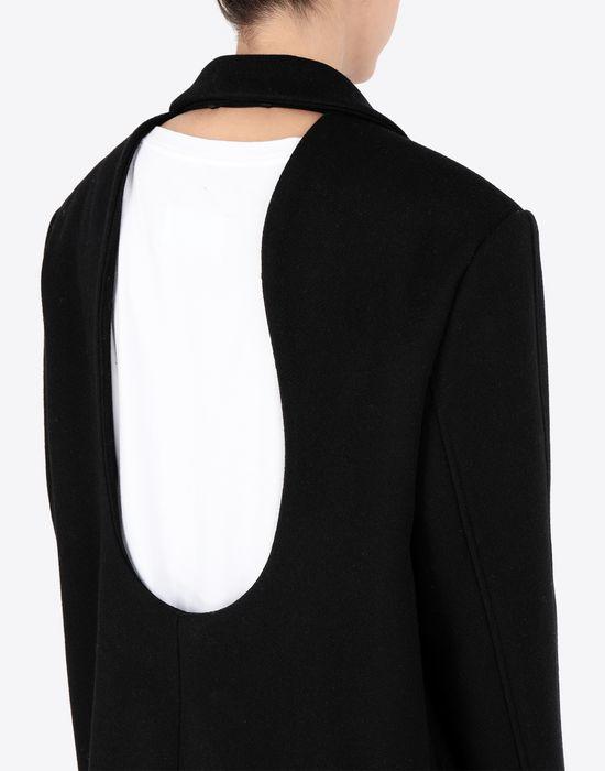 MAISON MARGIELA Virgin wool coat  Coat [*** pickupInStoreShipping_info ***] b