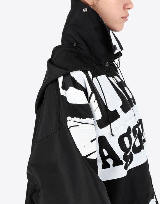 MAISON MARGIELA Vitamin print sports jacket  Jacket [*** pickupInStoreShipping_info ***] a