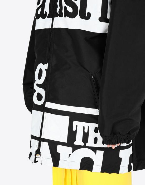 MAISON MARGIELA Vitamin print sports jacket  Jacket [*** pickupInStoreShipping_info ***] b