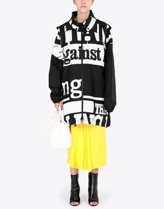 MAISON MARGIELA Vitamin print sports jacket  Jacket [*** pickupInStoreShipping_info ***] d