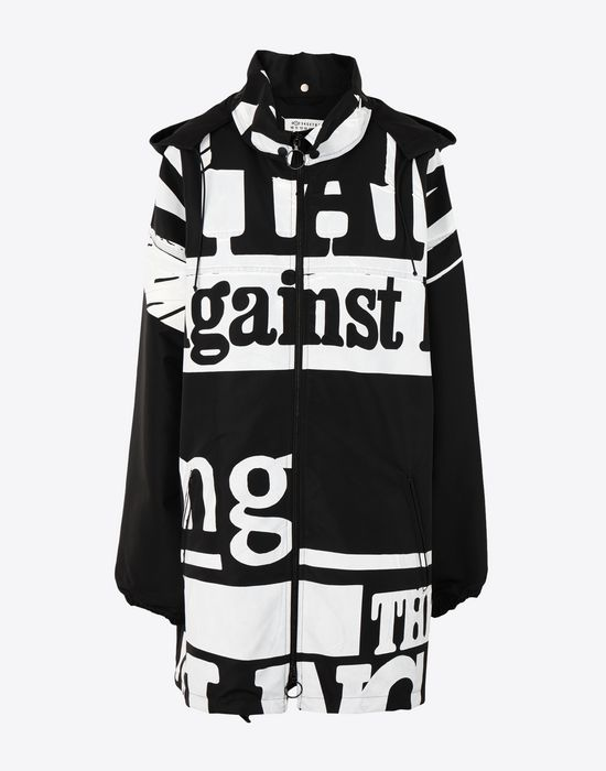 MAISON MARGIELA Vitamin print sports jacket  Jacket [*** pickupInStoreShipping_info ***] f