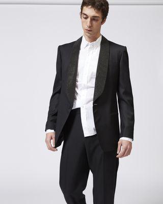 LARRY tuxedo jacket