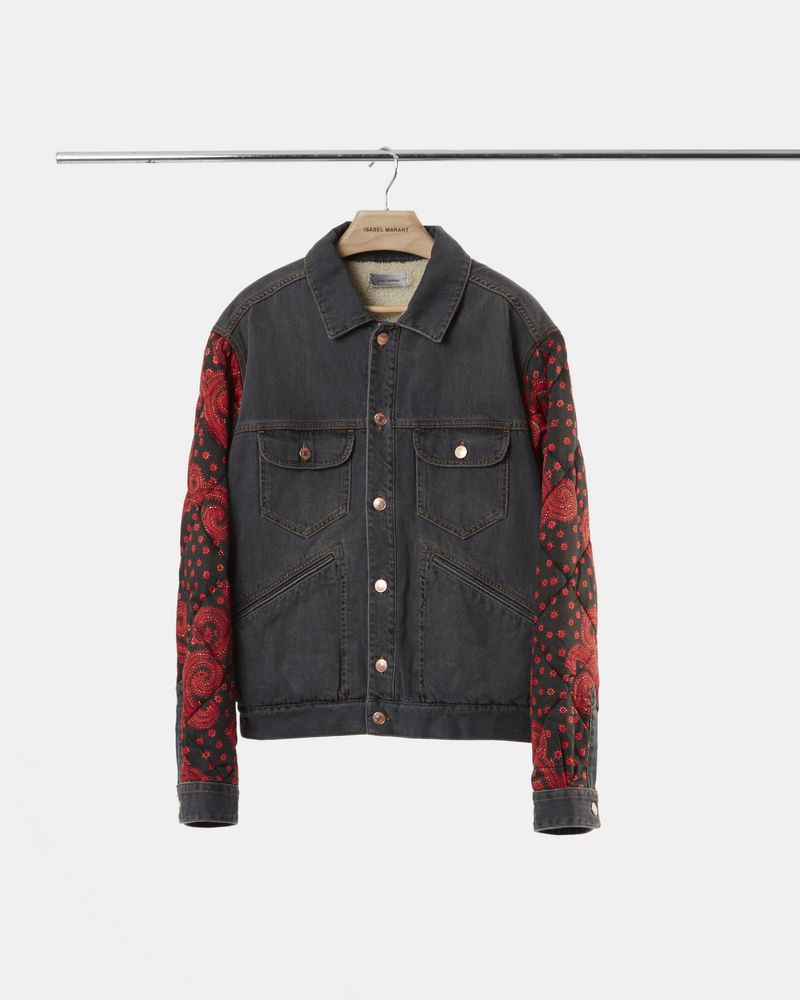 JOMA denim jacket ISABEL MARANT