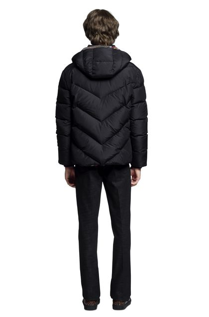 MISSONI Down Jacket Black Man - Front
