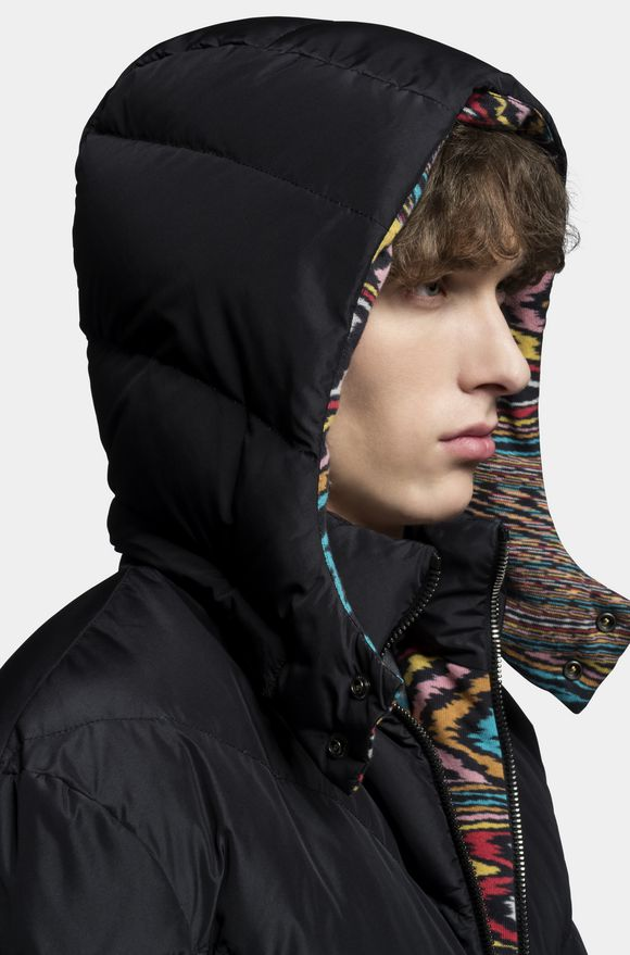 MISSONI Down Jacket Man, Detail