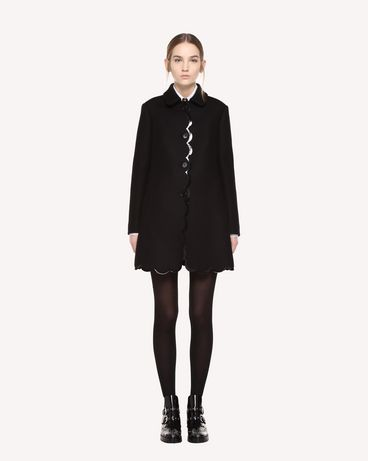 REDValentino QR0CA1W02LC 0NO Coat Woman f