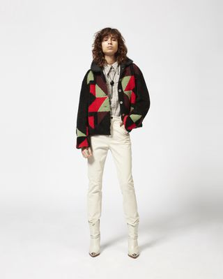 ADIL short jacket