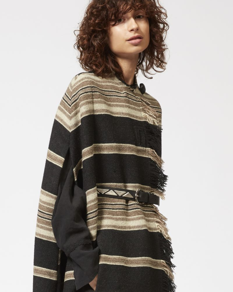 HUAN long cape ISABEL MARANT