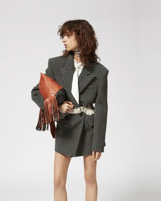 ISABEL MARANT COAT Woman JAXEN jacket r