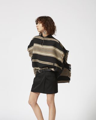 ISABEL MARANT JACKET Woman HOLLIS poncho r
