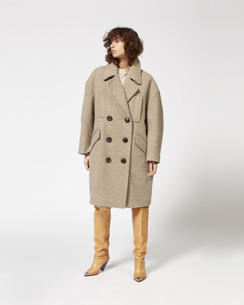 ETIM coat ISABEL MARANT