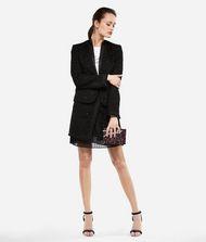 KARL LAGERFELD Sequin Bouclé Jacket 9_f