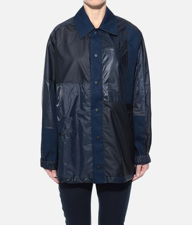 Y-3 Jacket Woman Y-3 Patchwork Coach Jacket  r