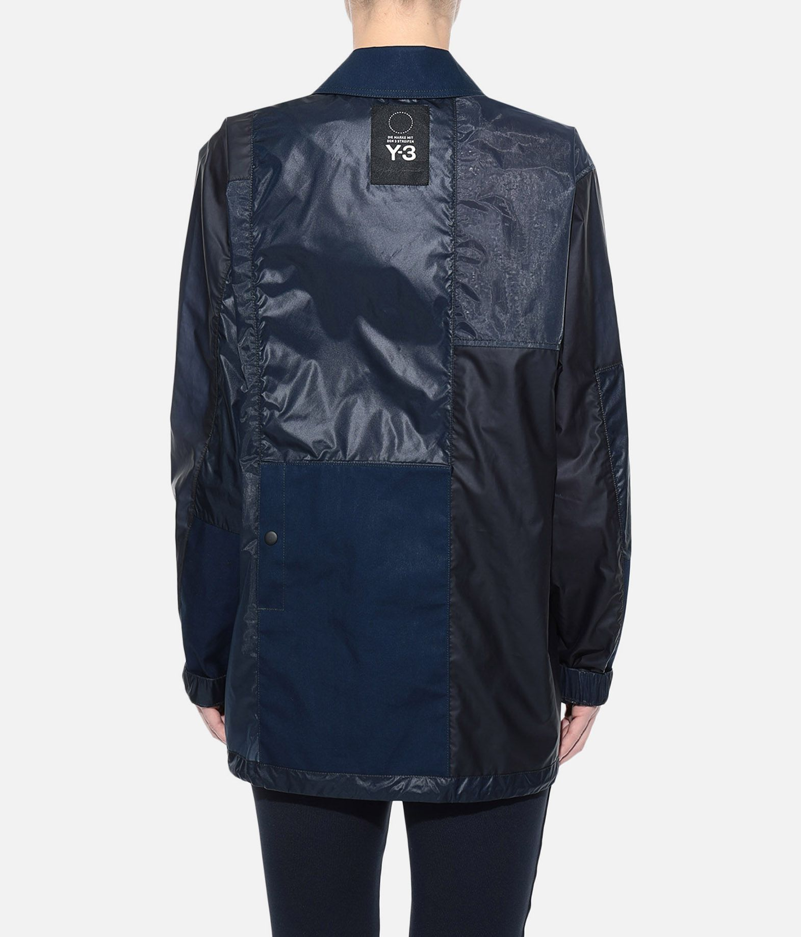 Y-3 Y-3 Patchwork Coach Jacket  Jacket Woman d
