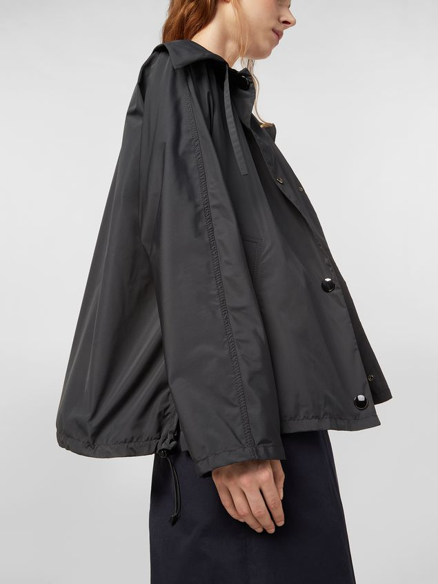 Marni Casual jacket in taffetà microfaille Woman - 5