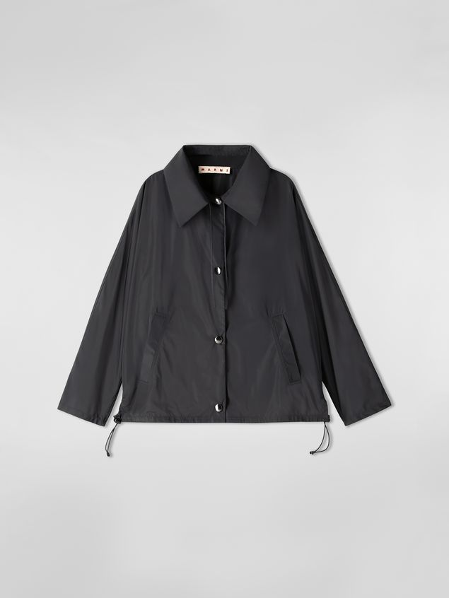 Marni Casual jacket in taffetà microfaille Woman - 2