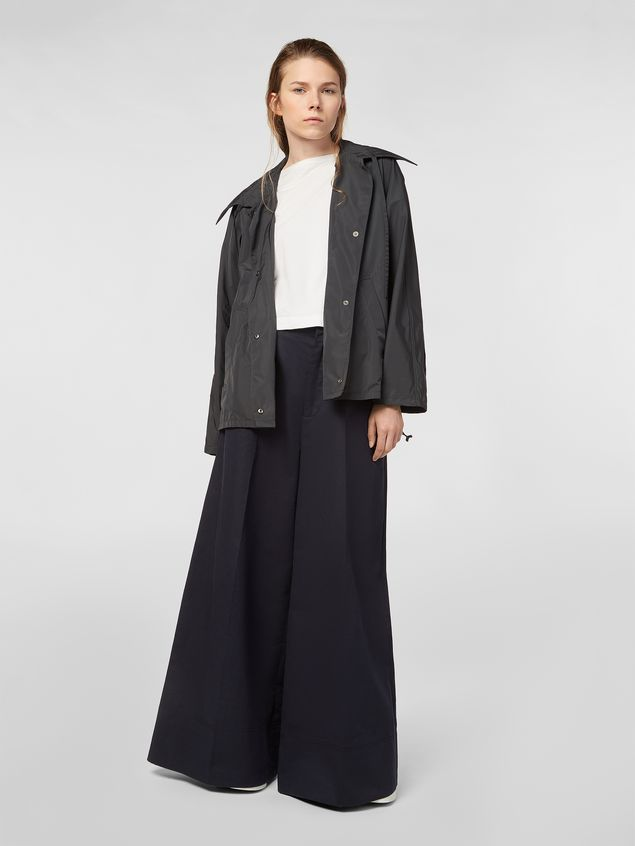 Marni Casual jacket in taffetà microfaille Woman - 1