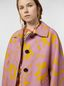 Marni Duster coat in cotton cady with Belou print Woman - 5