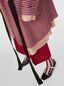 Marni Shawl-collar duster coat in micro plaid tweed Woman - 4