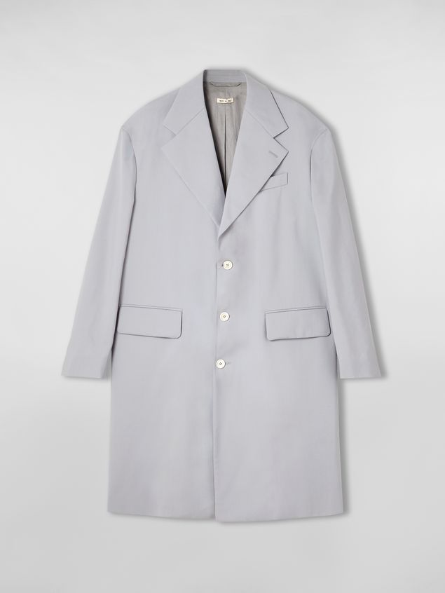 Marni Coat in lightweight nylon canvas Man - 2