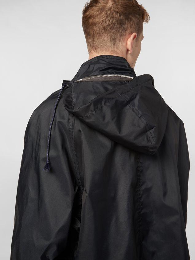 Marni Coat in lightweight nylon canvas Man - 4
