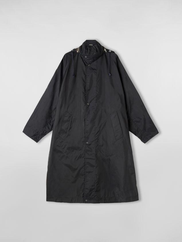 Marni Coat in lightweight nylon canvas Man - 2
