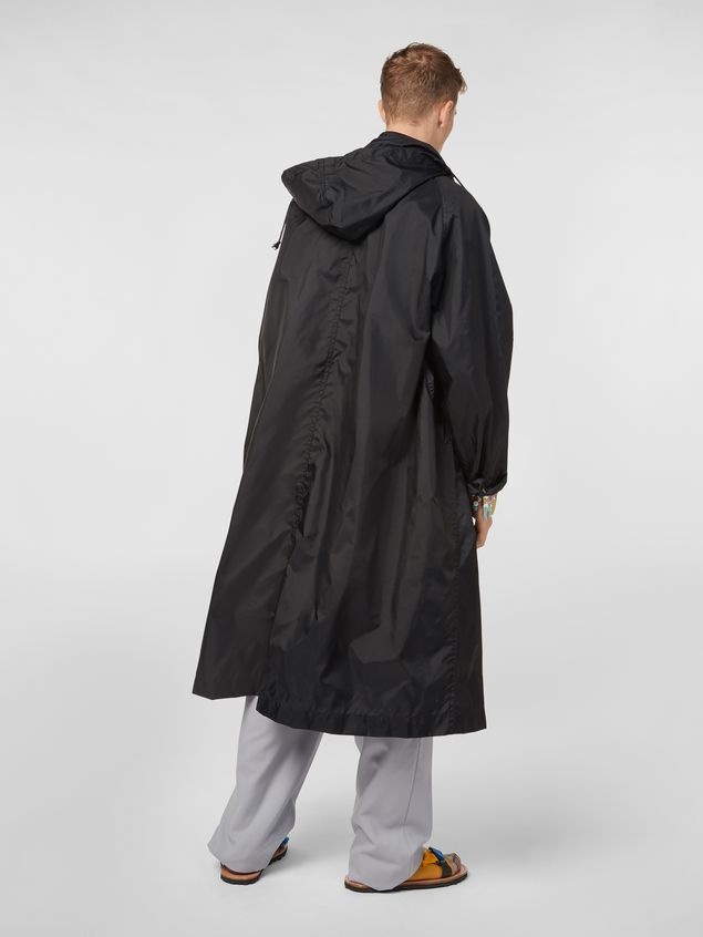 Marni Coat in lightweight nylon canvas Man - 3