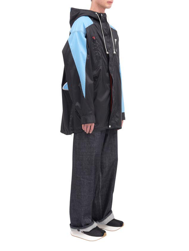 Marni Color-block jacket in light nylon Man - 2
