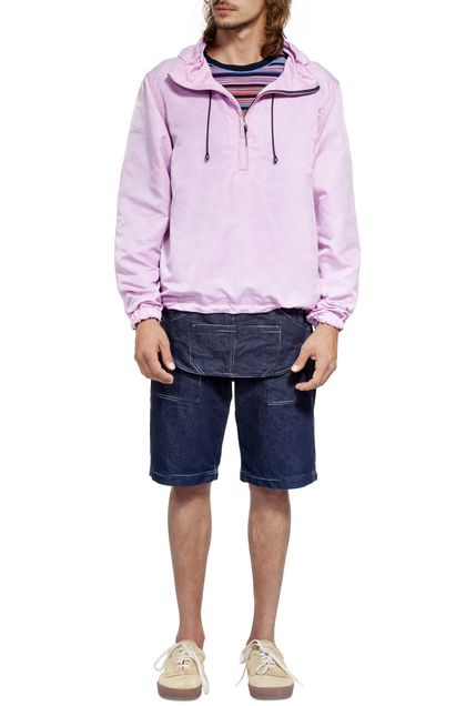 MISSONI Blouson Light pink Man - Back