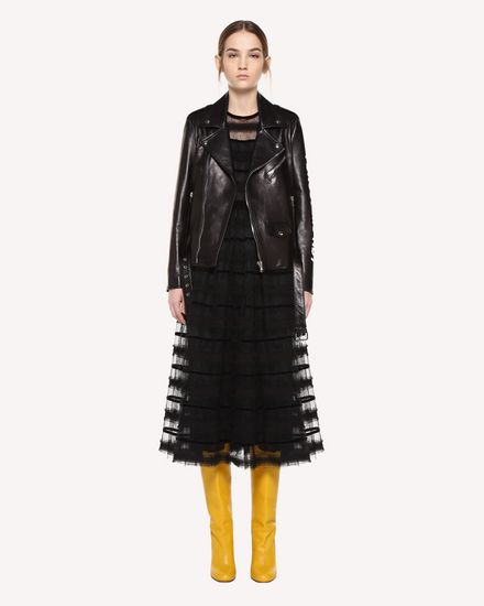 REDValentino Jacket Woman QR0NA02W44K 0NO f